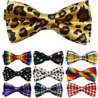 Wholesale Cute Bow Ties Girls - 67 colors Best Salel Children Bow Ties New Flower Choice Kids Fashion Bow Ties Boy Girl Cute Hot Sale Bow Ties