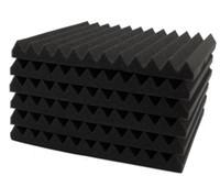 Wholesale Fireproofing Foam - 2017 Fireproof Newest Acoustic Foam Soundproof Studio Sound Proofing Room Treatment Absorption 30*30*3 cm MYY