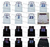 Space Jam # 1/3 Tweety Bird # 1 Bugs Bunny # 22 Murray #! TAZ # 10 Lola # 2 D.DUCK Maglie sportive Tune Squad Basket Jersey