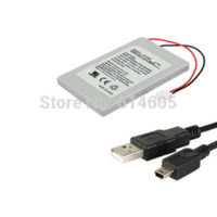 Wholesale Bst 37 Battery - Wireless Controller Battery Pack Replacement for Sony PS3 Bluetooth handle Controller batteries names batterie sony ericsson bst 37