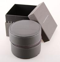 ingrosso i monili di modo di migliore qualità-vendita all'ingrosso della migliore qualità Top marca TAG scatola di orologi di lusso scatole di orologi Casuali scatole di orologi in pelle moda orologi scatola di gioielli confezione regalo