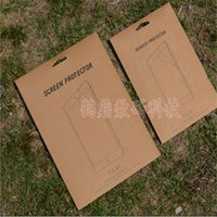 Wholesale Tablets Protectors For Sale - Universal Ipad Screen Protector Kraft Paper Package Box 16*24 21*28.5cm High Quality Packaging Package for ipad XIAOMI Tablet PC Hot Sale