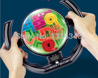 orbit music - D Music Magic Maze Ball Steering Wheel Intellect Ball Children s Educational Toys Orbit Game Tntelligence Christmas Gift