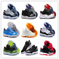 Wholesale Cheap Priced Canvas Shoes - 2016 new air retro 11 men Basketball Shoes Cheap Price Sale Perfect Quality retro infrared low high sport shoes sale size us 8-13