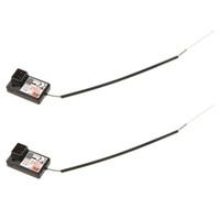 Wholesale Flysky Fs Gt3b - 2Pcs Flysky FS-GR3E AFHDS 2.4G 3CH Receiver for GT3B GT2 GT3C Transmitter order<$18no track