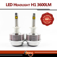 Wholesale G2s White - G2S H1 Single Beam 6000K 30W 3600LM 60W 7200LM ETI LED Cool White Bulb Car Fog Headlight Headlamp PLUG&PLAY