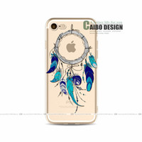 Transparent Clear Dream Catcher Harry Potter suave TPU Gel de nuevo caso de la contraportada para iPhone X 5 5S 5C 6 6S 7 Plus iPhone6 ​​iPhone7