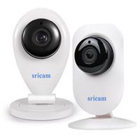 uzaktan kumanda toptan satış-CCTV Kamera Güvenlik Kamera Sistemi HD 1080 P NEO Coolcam Kablosuz IP kamera P2P Çift Ses IR Gece Görüş Pan / Tilt Hız Uzaktan Kumanda