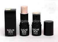 Wholesale Shimmer Sticks - Sugar Box Face Brand Shimmer Highlighting Creamy Concealer Stick 10pcs