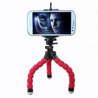 ingrosso supporto flessibile per cellulare-Supporto per telefono all'ingrosso-auto Supporto flessibile per treppiede per polpo Supporto per selfie Supporto per monopiede Accessori per lo styling per telefono cellulare Fotocamera Samsung