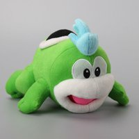 "Wholesale Spike Plush Doll - New Super Mario Bros Spike Plush Toys Soft Dolls For Child Best Gifts (Size : 8"" 20CM)"