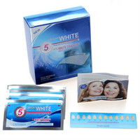 Wholesale Oral Care Kits - Teeth Whitening Strips For Men Women Care Oral Hygiene 5 Minutes Treatment Whitening Express Kit 28pcs Dental Whitening Kit