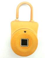 Wholesale Intelligent Fingerprint Lock - Smart Fingerprint Lock Intelligent Suing Suitcases Travel backpacks Cloakrooms Storage Cabinets Gym Office drawer