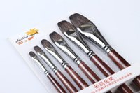 Others paint brush manufacturers - Art Brushes for Painting set Artists Paint Brush Manufacturers China