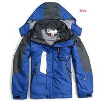 coat kids clothing al por mayor-Chaquetas calientes de los niños de invierno de 2016 ropa al aire libre niños y niñas trajes de esquí para niños abrigos envío gratis