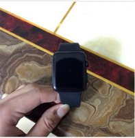 ingrosso mele di plastica-KAIBAICEN Fake Dummy Watch per Apple Metal Plastic Dummy Watch Mould Only for Display Modello Dummy non funzionante