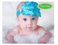 Wholesale Baby Hair Ornament - Baby feather Headbands Baby girl feather Hair Ornaments Shining headwear Kids' accessories