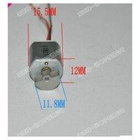 Wholesale 9v Vibration Motor - 25 pcs lot free shipping 15 * 26mm 6V to 9V DC vibration motor