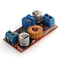 Wholesale buck regulator - 5-30V to 0.8-28V DC Boost-Buck Converter 5A Constant Current Volt Regulator