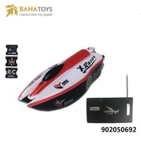 Wholesale China Rc Toys - Made in China Innovative Electric 4 Functions RC Mini Remote Control Toy RC Boat Children Toys
