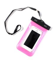 Wholesale Newest Waterproof Case - 2014 newest Underwater PVC Premium Waterproof Bag Case Pouch for Mobile phone Mp3 Mp4 Dry Bag