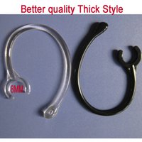 Wholesale Ear Hook Loop - Ear Hook Loop Clip Replacement Bluetooth Repair Parts One size fits most 8mm Free shipping
