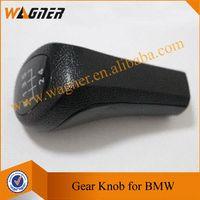 Wholesale Bmw E46 Gear Knob - Free Shipping for BMW Gear Knob Stick Shift Knob 5 speed Black 3 5 7 series M E36 E46 E34 E39 E38