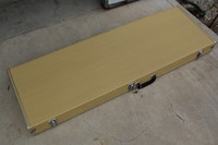 Wholesale Electric Bass Case - Rectangular Electric Guitar & Bass Cases and the Inner Plush can be Made into Different Colors