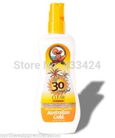 Wholesale Australian Gold Tanning - Wholesale-Australian Gold SPF 30 Spray Gel Outdoor Tan Protection For outdoor tanning & sun protection