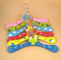 Wholesale Dog Clothes Rack - Wholesale-5pcs lot Cartoon hanger dog clothes rack cartoon hanger faint moans pet clothes hanger pet supplies #9248