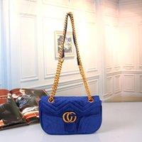Wholesale Purple Heart Purse - 12CM mini women luxury brand Suede Velvet chain crossbody bag handbags famous designer purse high quality female bag 2213