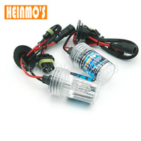 Wholesale xenon h1 55w bulb for sale - 2 w H7 HID Xenon bulb Car Headlight Replacement Lamps H11 k k k H8 H11 H1 hb3 hb4 xenon Headlamp source V