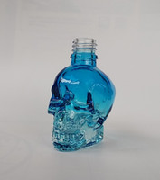 Wholesale Smoking Children - new hot sale 30ml skull glass dropper E-cigarette Smoke oil bottle with child proof cap from China supplier