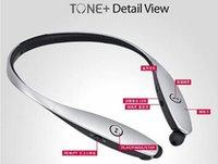 lg hbs kopfhörer großhandel-N HBS 900 Bluetooth Kopfhörer Ton Neckband Wireless Stereo Ohrhörer HBS900 Bluetooth V4.0 Sport Kopfhörer HBS-900 auf Lager