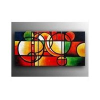 Wholesale Handpainted Huge Wall Art Large - HUGE Modern Abstract Painting Wall Decor Oil Original Fine Art Large