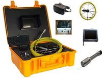 Wholesale Pipe Camera Keyboard - Good quality pipe camera sewer inspection with recording function engineer case keyboard type in function