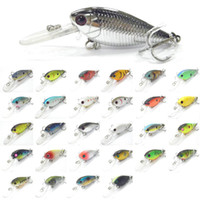 Wholesale Deep Water Bass Minnow - Fishing Lure Crankbait Hard Bait Fresh Water Deep Water Bass Minnow Fishing Tackle 1 to 10 C549