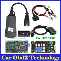 Wholesale Lexia3 Dhl - Top Quality 921815C Firmware Lexia3 Full Chip Diagbox V7.83 Lexia-3 Lexia 3 PP2000 For Peugeot & For Citroen by DHL
