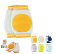 Wholesale baby elbow resale online - KID Elbow Knee Pads Baby Crawling Knee Pad Toddler Elbow Pads Children Safety Accessory