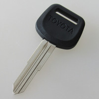 Wholesale Toyota Hiace Wholesale - Factory sale toyota Hiace transponder key blank case FOB key shell cannot put chip inside 25pcs lot free shipping
