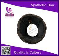 Wholesale Hair Extension Bun Pieces - 68G Big SizeChignonHairpiece Hair Pieces Updos Synthetic Hair Bun  Braid Extension Fake Hair Bun Xl-A0014 Freeshipping