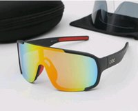 Wholesale mountian bikes - 2017 POC Aspire 3 lens polarized Cycing Eyewear Men Women Goggles Gafas cicismo Sport Bicycle Mountian do blade MTB Sport bike glasses