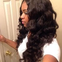 Full Lace Wigs Natural Hairline Body Wave Boa qualidade Mongolian cabelo humano Lace Wigs With Baby Hair