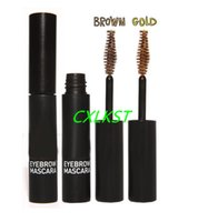 Wholesale Eyebrow Dye Brown - Natural Brown Gold Eyebrow Eyelash Tint Hair Dye Brow Lash Tint 5ML Brand New Free Shipping
