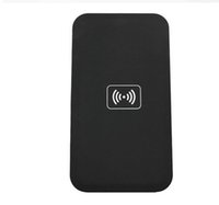 Wholesale mat retail resale online - Power Qi Wireless Charger Charging Pad Mat for Samsung Galaxy S6 S7 Edge with Retail Box