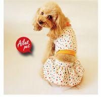 Wholesale Dresses Extra Pieces - Wholesale-teddy Dog Princess Dress Pet Dog Puppy Dress Pet Clothes New Pet sexy two-piece outfit teddy pet bikini