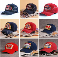 Wholesale Branded Caps - baseball cap 100% Cotton Luxury brand caps icon Embroidery hats for men 6 panel Black snapback hat men casual visor gorras bone casquette