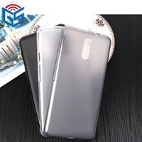 Para Doogee BL5000 Para Doogee BL7000 Matte Case Pudim Soft TPU Cell Phone Cover Low Price