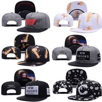 Wholesale Snapbacks Crooks - 2017 New retail Crooks & Castles Snapback Cap Hip-hop Men Women Snapbacks Hats Baseball Sports Caps,free shipping