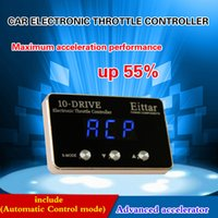Wholesale Eittar Throttle - Eittar car THROTTLE CONTROLLER BOOSTER FOR MERCEDES BENZ C-CLASS W204 ALL ENGINES 2007-2013